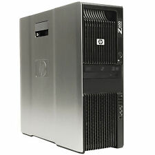 HP Z600 Workstation, 2x X5550 8x 2.66GHz Cores, 16GB DDR3 500GB, Quadro NVS 295