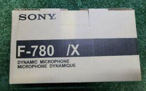 Sony F-780 / k9x  Dynamic Microphone