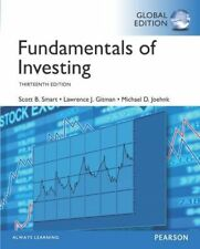 Fundamentals of Investing 13th Ed by Scott ,Michael & Lawrence (Global Edition)