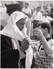 Paul Newman Exodus Otto Preminger Photo Leo Fuchs Original Vintage 1960