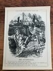 """1914 cartoon print """" the incorrigibles """" new arrival at the front !"""