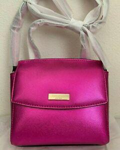 NWT!! Kate Spade Laurel Way MINI Alisanne Crossbody Bag Bajarose Original Packag