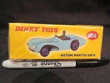 Dinky Atlas Editions 104. Aston Martin DB3S. SEALED.