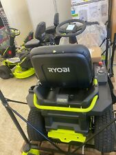 Ryobi 30 in. 50 Ah Battery Electric Riding Mower (Ry48130)