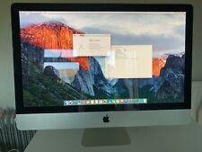 """Apple Imac 27"""" Quad Core i5 3.1Ghz, 8GB Ram, 1TB SATA, ATI Radeon HD 6970M"""