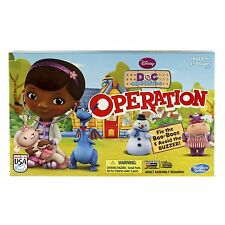 NEW Disney Doc McStuffins Operation Game - Free Shipping