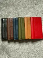 For Ladies Genuine Leather Long wallet purse and Phone Holder with Magnetic Lock