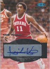 Isiah Thomas 2013 Fleer Mystique autograph auto card MFI-IT