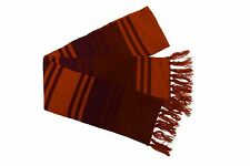 Doctor Who Adult & Teen Fourth Doctor Purple 6 Foot Knit Scarf By Elope