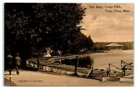 Early 1900s The Navy, Como Park, Twin Cities, MN Postcard