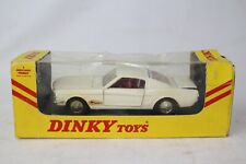 Dinky Toys #161, 1965 Ford Mustang 2+2 Fastback with Original Box #1