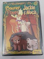 JACKIE & NUCA BANNER Y FLAPPY SERIE TV VOL 23 - DVD 2 CAPITULOS REGION 0 NUEVO
