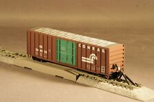 Mdc 50' Box car Conrail with Blinking Led Fred New G3
