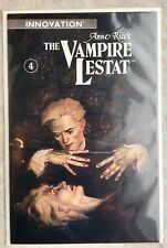 VAMPIRE LESTAT #4 ANNE RICE INNOVATION 1990 HORROR COMIC BLOOD SUCKERS SCARCE X