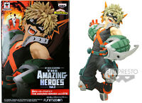 My Hero Academia ~ The Amazing Heroes Vol. 3 ~ KATSUKI BAKUGO STATUE ~ Banpresto