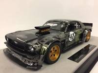 Ken block Ford Mustang 1965 Hoonigan Top Marques 048A 1:18 Scale