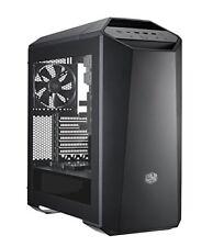 Boîtiers d'ordinateurs noirs Cooler Master, pour microatx