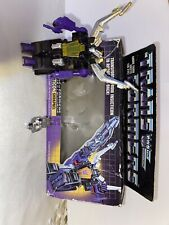 Transformers G1 Vintage Insecticon Sharpnel From 1980 (RARE)