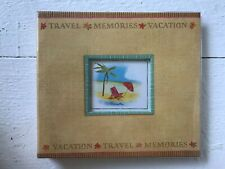Vacation/ Travel New Seasons Photo Album- Excellent Condition