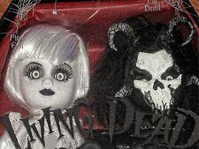 Mezco Toyz Living Dead Dolls Beauty and the Beast Scary Tales 2017 Set LDD