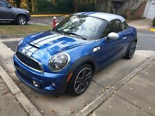 2013 Mini Cooper S Coupe