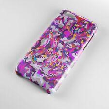 Fundas y carcasas mate Para Samsung Galaxy S7 edge color principal rosa para teléfonos móviles y PDAs
