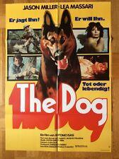 Dog (Kinoplakat '80) - Jason Miller / Lea Massari
