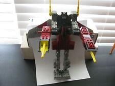 Hasbro Transformer Armada- Starscream with minicon Swindle*W/INSTRUCTIONS*