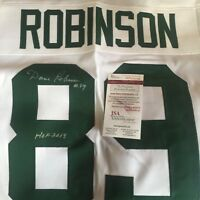 Dave Robinson Green Bay Packers signed Jersey  JSA COA SALE SALE