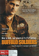 Buffalo Soldiers - Drama / Military / Drug Use - Joaquin Phoenix - NEW DVD