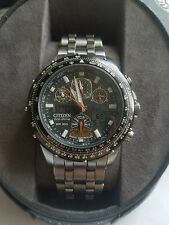 Citizen Men's JY0000-53E Eco-Drive Skyhawk A-T st. Steel Watch