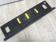 Toyota MR2 MK1 AW11 - Rear Tailgate Number Plate Holder Trim