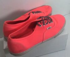 Van's Men Size 9 Orange