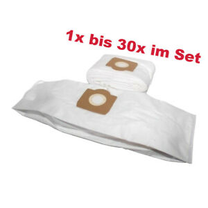1//5//10//20//30 Vlies Staubsaugerbeutel für Einhell DUO 1100 1250 1300 20 1100 Inox