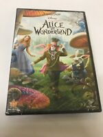 Alice in Wonderland [DVD] NEW!