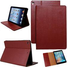 """Premium Leder Cover Apple iPad Pro 10,5"""" Tablet Schutzhülle Case Tasche rot"""