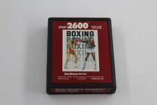ATARI 2600 REALSPORTS BOXING CARTRIDGE GOOD CONDITION PAL