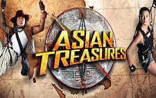 Asian Treasures Complete Set Filipino TV Series DVD teleserye
