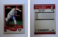 Kevin Millwood Signed 2004 Fleer Tradition #49 Card Philadelphia Phillies Auto