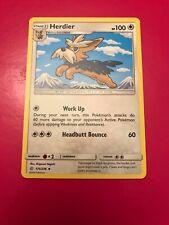 175/236 Herdier / Pokemon Card Game / TCG / SM-12 / Cosmic Eclipse