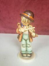 "New ListingVintage Goebel Hummel Figurine 2/I Little Fiddler Tmk 5 8"" Tall West Germany"