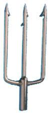 Scuba Diving Spear gun Tip 6mm Flat 3 Prong Trident Tip Replacement