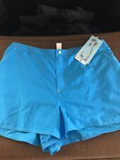 Pure Paradise Board Shorts 2x. New Msrp $32 Crystal Blue