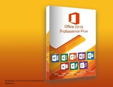 MS Microsoft Office 2016 Professional Plus ✔ +RECHNUNG 19% USt. ✔  Kein ABO ✔ 06