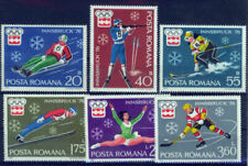 Olympics Romanian Stamps