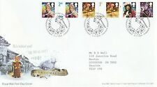 2008 GB Christmas Stamps First Day Cover Special Bethlehem PMK Ref: MT96