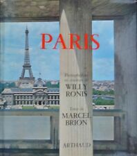 """""""Paris"""" - photographies en couleurs de Willy Ronis"""