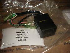 Suzuki CDI f8t09171 5920 NEW BIn 481