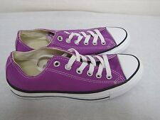 New! Mens Converse Chuck Taylor Ox Shoes Style 139793F Size 5 Purple 52I