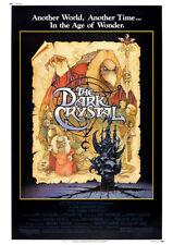 THE DARK CRYSTAL 1982 – Jim Henson, Frank Oz – Movie Cinema Poster Art